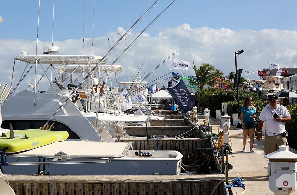 Rompe récord el 8vo Caribbean International Boat Show